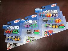 Thomas & DC Super Friends Minis full set 17 pcs superman batman wonderwoman