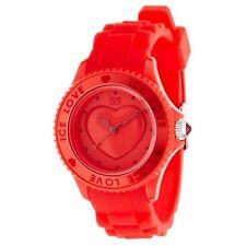 Relojes de pulsera de plástico resistente al agua