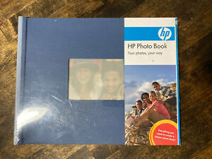 """HP Photo Book 8.5x11"""" with Software"""
