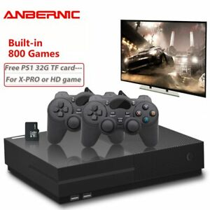 Anbernic X PRO 64Bit 4K HDMI Output Video Game Console Built in 800+ Games Gift