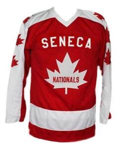Any Name Number Size Seneca Nationals Custom Hockey Jersey Wayne Gretzky