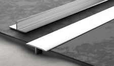 Aluminium Threshold Trim T Bar Door Strip Profile!! VARIOUS COLOURS AND SIZES !!