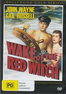 Wake of the Red Witch - John Wayne New and Sealed DVD
