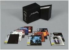 The Metallica Album Collection 13 Album CD Box Set SEALED!