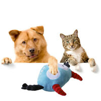 Plush Jumping Automatic  Ball Cat Dog Interactive Toys  Toy Ball GIFT