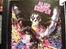 CD ALICE COOPER/Hey stoppid-album metal