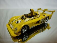 SOLIDO ALPINE RENAULT 2L V6 A441 A442 - JABOUILLE- YELLOW 1:43 - GOOD CONDITION