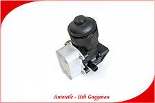 neu Ölfiltergehäuse + Ölfilter + Ölkühler für diverse AUDI VW SEAT SKODA ab 2008