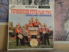 FIREHOUSE FIVE PLUS TWO, DIXIELAND FAVORITES - LP S 10040