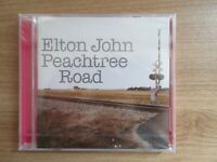 Elton John – Peachtree Road Korea Promo CD SEALED NEW RARE