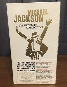 Michael Jackson The Ultimate Collection Sealed