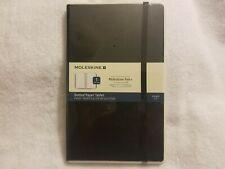 """Moleskine Black Digital Dotted Paper Tablet 5"""" x 8 1/4"""""""