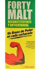 Forty Malt aceite hígado bacalao 12 oz Dr collado reconstituyente anticatarro