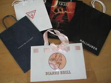 Hilfiger Geschenktüten Guess Geschenkverpackung Tüten Tasche Tragetasche Beutel