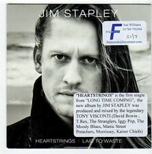 (EZ720) Jim Stapley, Heartstrings - 2014 DJ CD