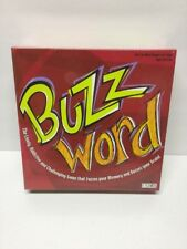 BUZZWORD The Addictive Board Game that Buzzes Your Brain Guess Word New Sealed