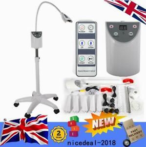Oral Care Teeth Whitening Machine w/ LED Cool Light Teeth Bleaching Accelerator