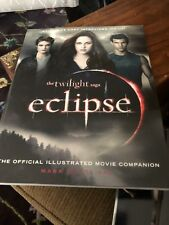 Collection Of The Twilight Saga Dvds & Illustrated Movie Companion Books