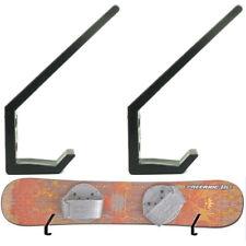 Snowboard Deck Display Rack / Wall Storage Rack / Wall Mount Holder Hook & screw