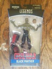 Marvel Legends Civil War Wave Black Panther New