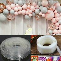 5M DIY Balloon Arch Garland Kit Birthday Wedding Baby Shower Hen Party UK Suply