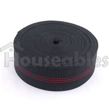 "2"" Latex Elasbelt Stretch Webbing Upholstery - Sofa / Chair Repair - 40' Roll"