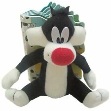 Warner Bros Looney Tunes Sylvester Plush & Story Book Age 3+ New Party Favor