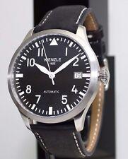 KIENZLE  Aerotool  Automatik Herrenuhr Leder Armband  5 BarW.R.