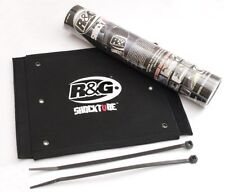 Aprilia RSV4 R 2009 R&G Racing Shocktube SHOCK2BK Black
