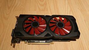 XFX AMD Radeon RX 570 4GB GDDR5 Graphic Card ( RX-570P427D6 )