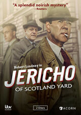 Jericho of Scotland Yard, Season 1 [New DVD]