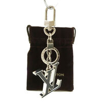 Auth LOUIS VUITTON Porte Cles LV Initiales Key Holder Bag Charm M66269 #S308059