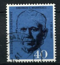 West Germany 1960 SG#1258 Gen. George Marshall Used #A31697