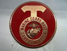 USMC Camp Pendleton Base Challenge Coin Marine United States Corps Military MCB