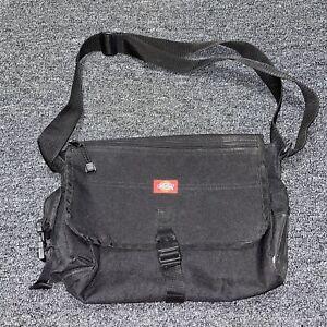 Dickies yak pal shoulder bag Black  4 Pocket Latch