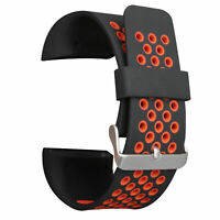 For Fitbit Surge Replacement Band Strap Silicone Watch Tracker Wristband Large