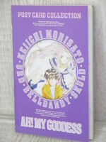 AH MY GODDESS Postcard Art Works Illustration KOUSUKE FUJISHIMA Japan Book MV
