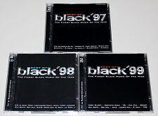 6 CD SAMMLUNG BEST OF BLACK 97 98 99 EMINEM SNOOP DOGG USHER DR DRE WARREN G