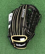 """Wilson A2000 12.5"""" KP92 Outfield Baseball Glove - WTA20RB19KP92"""
