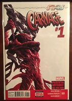 Carnage Axis issue #1 NM 1st Print Marvel Rick Spears German Peralta