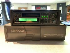Kenwood KRC-801 Cassette And Kenwood 6 Disc Changer KDC-C465