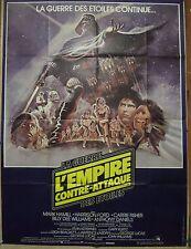 affiche cinéma Star Wars L'Empire contre-attaque 1979 120x160