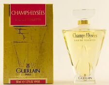 (prezzo base 159,80 €/100ml) GUERLAIN CHAMPS ELYSEES 50 ml Eau de Toilette Nº 450