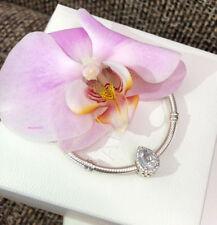 Pandora Radiant Teardrop Charm, Bracelet Bead, Brand New, #796245CZ