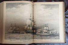 1876 Die Gartenlaube Illustriertes Familienblatt Bound 50 Volumes AMAZING PLATES