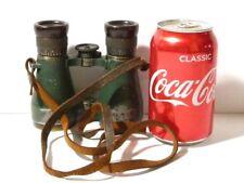 WW1 German Emil Busch A-G Rathenow Fernglas 08 Military Binoculars #5