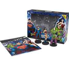 Eaglemoss Masterpiece Edition #3 Justice League Legends Set 2016