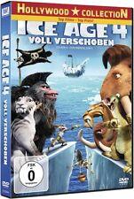 DVD ICE AGE 4 - Voll verschoben # Scrat, Sid, Manni, Diego ++NEU