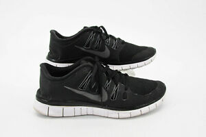 Nike Men Shoe Free 5.0 Size 11.5M Athletic Sneaker Training Running Pre Owned xq