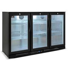 Three Door Under Bench Display Bar Cooler Beer fridge Bar Fridge LG Compressor